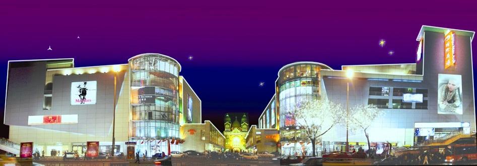 中型商场设计图